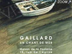 photo de Exposition Raoul Gaillard Ariste peintre