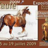 photo de Expo  peinture et sculpture Saint-Herbot