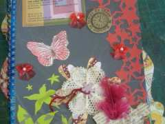 photo de ateliers de scrapbooking