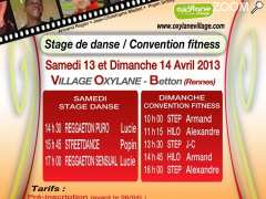 picture of Dimanche 14 Avril 2013 : CONVENTION FITNESS