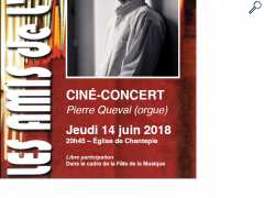 photo de Ciné-concert le 14 juin à 20h45 à Chantepie (35)